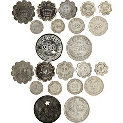 NM - S Towns,Harding County - New Mexico Token Group