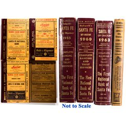 NM - Santa Fe,1937, 1955, 1960, 1963 - Santa Fe City Directories (1937, 1955, 1960, 1963)