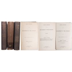 NV - 1899, 1900, 1906 - Indian Affairs, Report of the Commission of (1899, 1900, 1906)