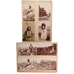 NV - 1900 - Shoshone Photographs