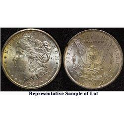 NV - Carson City,1883-1884 - Carson City Uncirculated Dollars