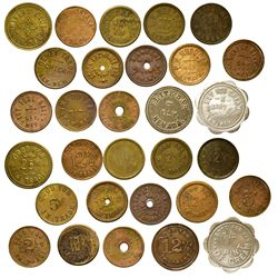 NV - Ely,White Pine County - Nevada Tokens (Ely)