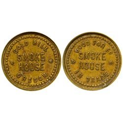 OR - Gold Hill,Jackson County - Smoke House Token
