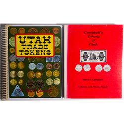 UT - 1980 and 1998 - Utah Token Guide Books