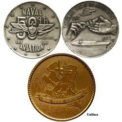 WA - 1961 - Naval Tokens and Medals