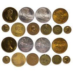 A. Lincoln Tokens