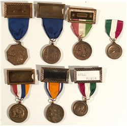 ANA Convention Medals