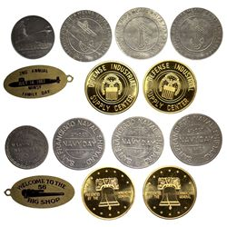 Navy Day Medals