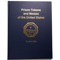 1992 - Prison Tokens  and Medals Guide Book