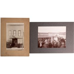 Saloon Photographs (Mounted)