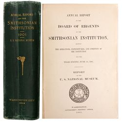 1903 - Smithsonian Institute, Annual Report of the Board of Regents (1903)