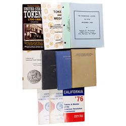 1969-1994 - Token Guide Books (General American Collection)