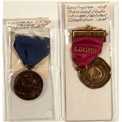 Townsend Club Convention Medals