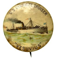 U.S. Dynamite Cruiser Pin