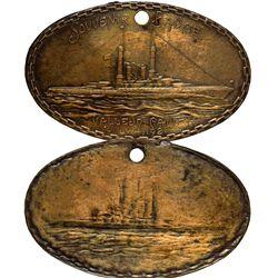 U.S.S. California  Medal