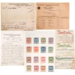 Western Union Telegraph Collection (Weber)