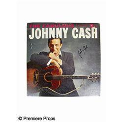 Johnny Cash Signed Album