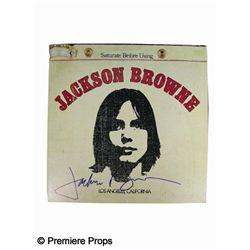 Jackson Browne Signed Album