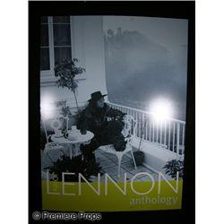 John Lennon Oversize Record Store Display