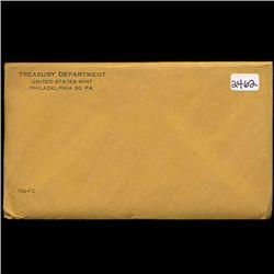 1962 RARE Unopened Envelope Proof Set  (COI-2762)