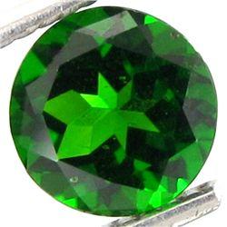 1.42ct VVS Natural Green Chrome Diopside (GEM-12760)