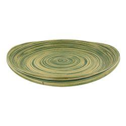 Spun Bamboo Tray (DEC-220)