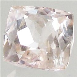 4.2ct Strong Pink Kunzite Cushion (GEM-43290)