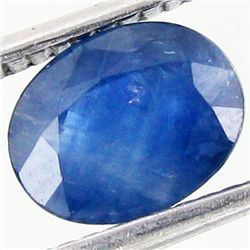 1.35ct Blue Chantiburi Sapphire Clean Heat Only (GEM-42113)