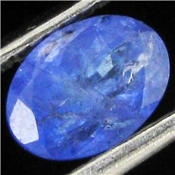 0.94ct Top Color Tanzanite Oval (GEM-38857)