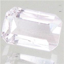 2.5ct Pink Kunzite Emerald (GEM-43243)