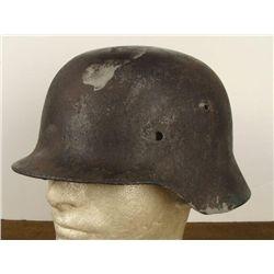 WWII NAZI WEHRMACHT M40 HELMET SHELL