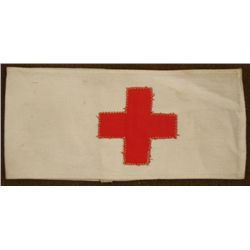 WWII Red Cross Arm Band