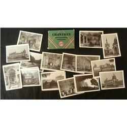 20 WWII ERA PHOTOS OF 'CHANTILLY '-3 3/4 X 2 3/4