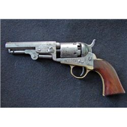 Colt 1849 pocket model percussion pistol in excellent c