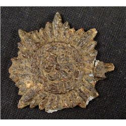 Russian General Vlasso Badge -Cooperated w/ Hitler
