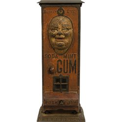 1 Cent Standard Gum Machine Works  Blinkey Eye  Soda Mi