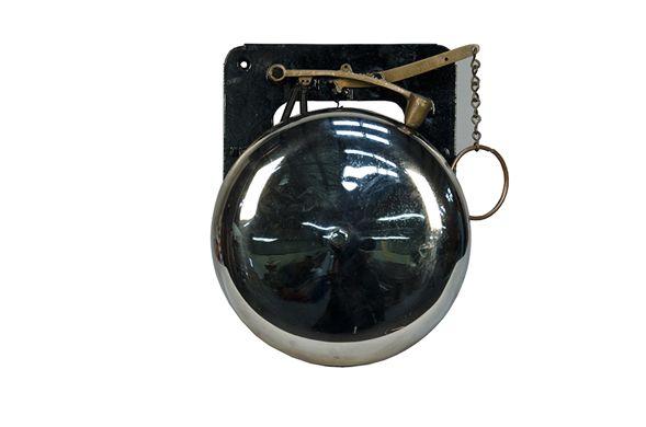 bde8625ebc1df Vintage Casino Chrome Boxing Ring Bell