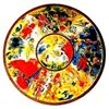 """Lithograph of Marc Chagall's magnificent """"Paris Opera Ceiling"""