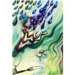 Salvador Dali, Alice's Adventures in Wonderland: Pool of Tears