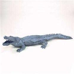 Alligator Garden Sculpture