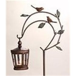 Sparrow Garden Stake Lantern