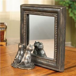 Kitten Mirror