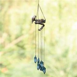Bird & Nest Wind Chime