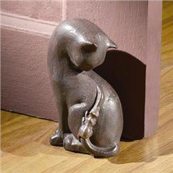 Cat & Mouse Door Stop