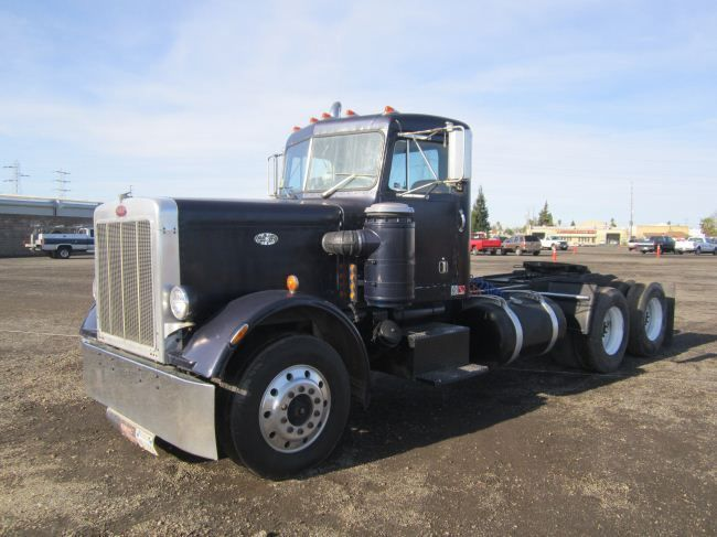 1982 Peterbilt 359 T A Truck Tractor