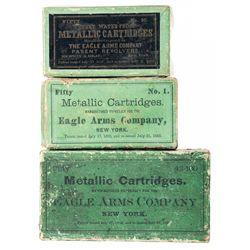 Three Boxes of Very Rare Vintage Ammunition