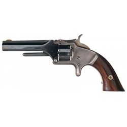 Exceptional Smith & Wesson Model Number One 2nd Issue Revolver