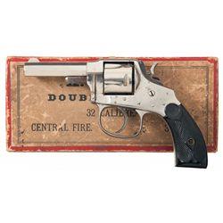 Hopkins & Allen XL Number 3 Single Action Revolver with Rare Original Box