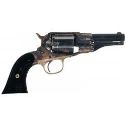 Fine Remington New Model Police Cartridge Conversion Single Action Revolver
