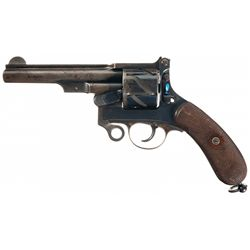 "Scarce 1878 Mauser ""Zig-Zag"" Pistol"